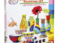 Deluxe Porcelain Painting Set