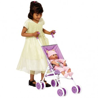 72cm Doll's Umbrella Stroller reviews