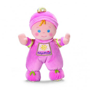 Fisher Price Baby's 1st Doll reviews