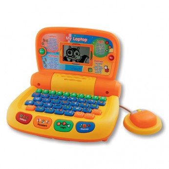 VTech My Laptop Orange reviews