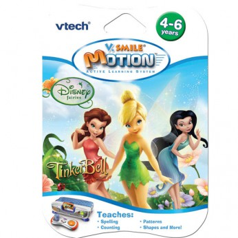 V.Smile Motion Disney Fairies reviews