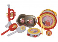 Peppa Pig Musical Band Set