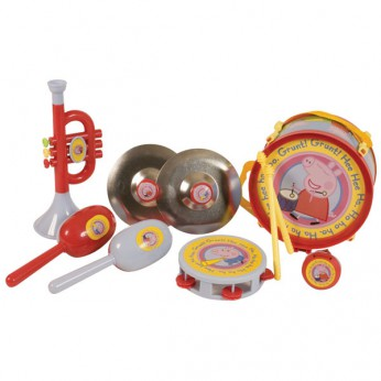 Peppa Pig Musical Band Set reviews