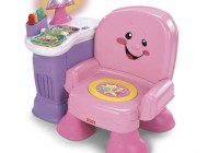 Fisher Price Song Story Musical Chair Pink