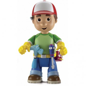 Handy Manny's Let's Get to Work Manny reviews