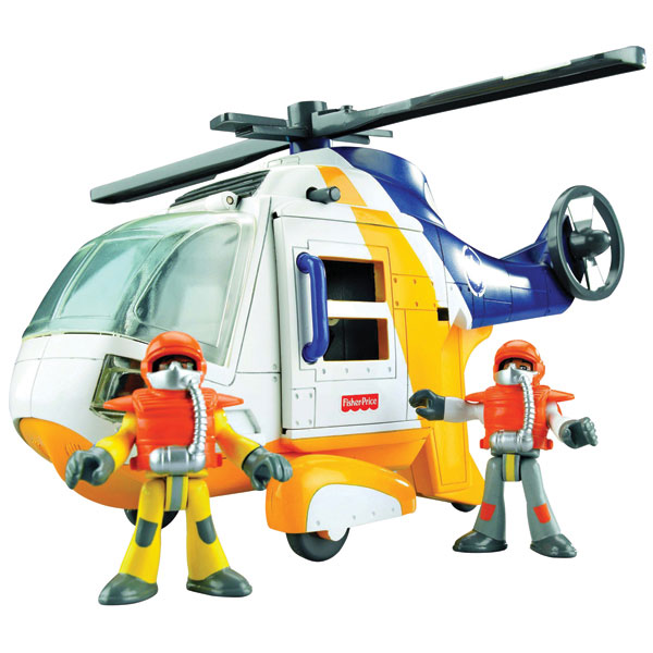 Imaginext Ocean Helicopter Reviews Toylike