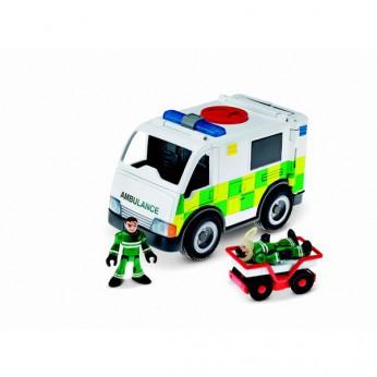 Imaginext Ambulance reviews