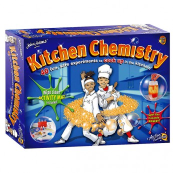 Kitchen Chemistry reviews