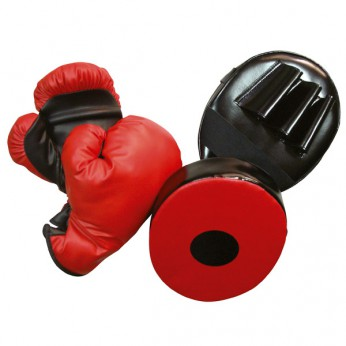 8oz Boxing Gloves and Punching Mitt reviews