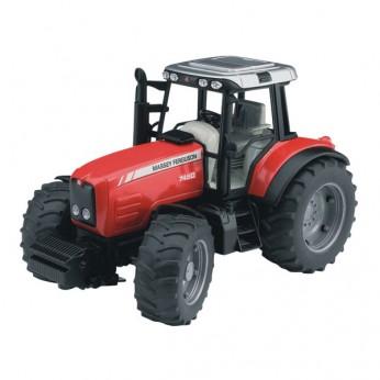 Bruder Massey Ferguson 7480 Tractor reviews
