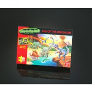 Age of the Dinosaurs 100 Piece Puzzle