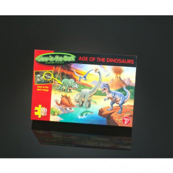 Age of the Dinosaurs 100 Piece Puzzle reviews