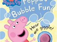 Peppa Pig Bubble Fun Sound Book