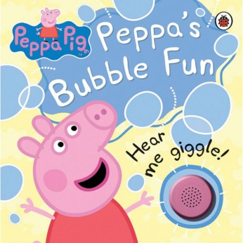 Peppa Pig Bubble Fun Sound Book reviews