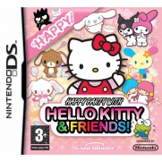 Happy Party With Hello Kitty And Friends DS