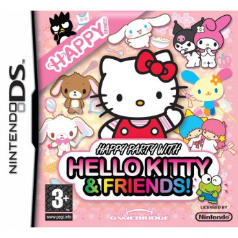 Happy Party With Hello Kitty And Friends DS reviews