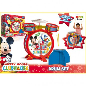 Mickey Mouse Clubhouse Drum Set reviews