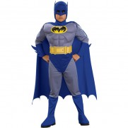Batman the Brave and the Bold Muscle Suit