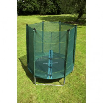 6ft Trampoline with Safety Net reviews