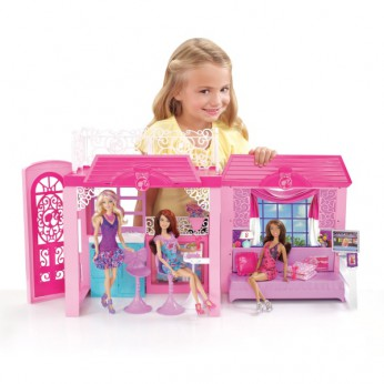 Barbie Glam Vacation House reviews