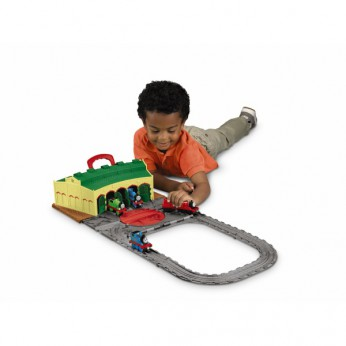 Thomas Take N Play Tidmouth Sheds Playset reviews
