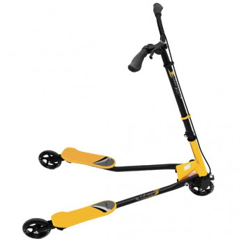 Fliker 3 Black and Yellow reviews