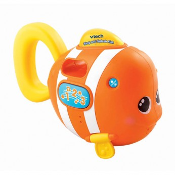 Vtech Sing and Splash Fish reviews