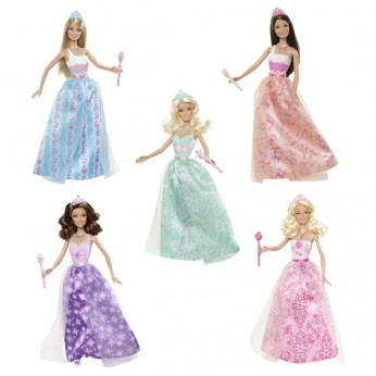 Barbie Princess Dolls reviews