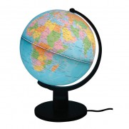 25cm Globe With Light