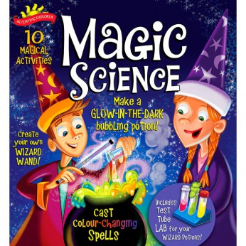 Magic Science reviews