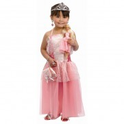 Princess Dress Up and Doll Set