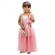Princess Dress Up and Doll Set