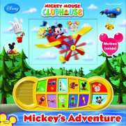 Mickey Mouse Clubhouse Mickeys Adventure book