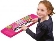 Pink 37 Key Keyboard