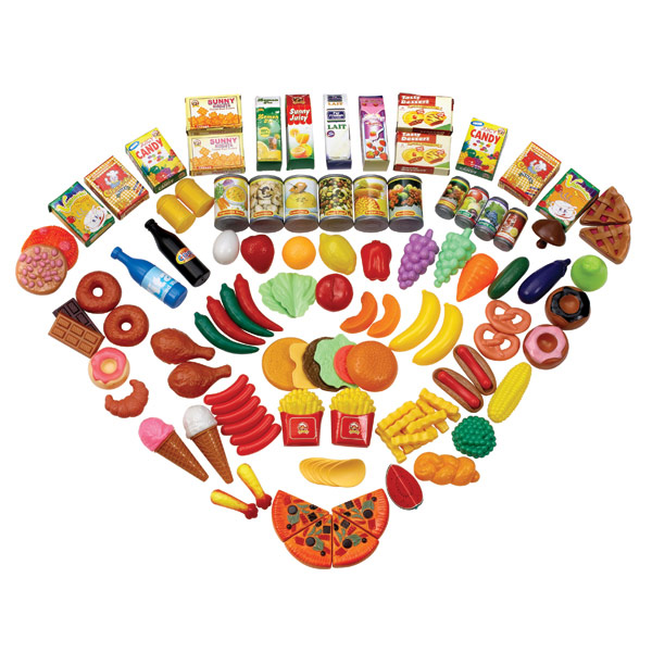 Toys R Us Play Dishes : Piece food set reviews toylike