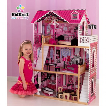 Amelia Doll's House with Furniture reviews