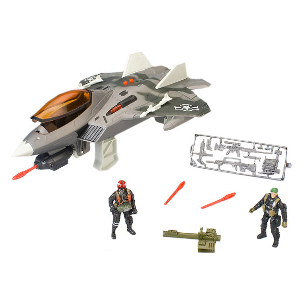 Soldier Force 9 Elicottero : Soldier force sky combat jet reviews toylike