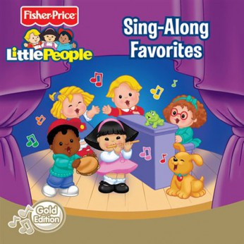 Fisher Price CD Sing Along Favorites Gold reviews