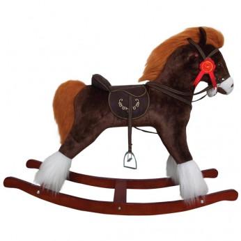 Brown Rocking Horse reviews