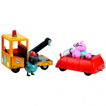 Peppa Pig Grandad Dogs Recovery Set reviews