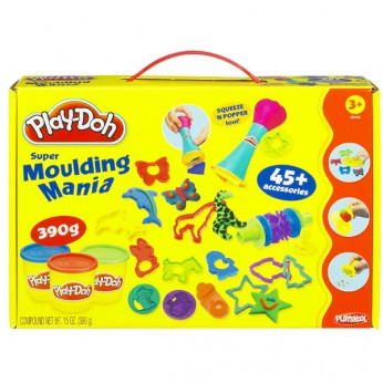 Play-Doh Moulding Mania reviews
