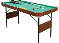 54 inch Pool and Snooker Table