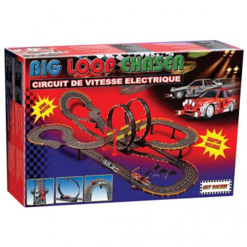 Electric Power Big Loop Chaser reviews