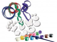 Paint Your Dream World Ceramic Beads