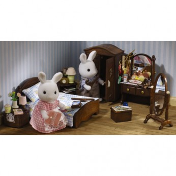 Sylvanian Master Bedroom Set reviews