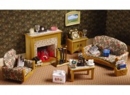 Sylvanian Country Living Room Set