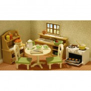 Sylvanian Country Kitchen Set