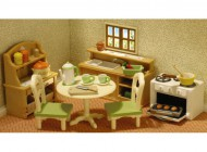 Sylvanian Country Kitchen Set