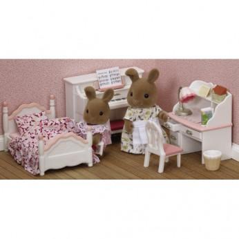 Sylvanian Girls Bedroom Set reviews
