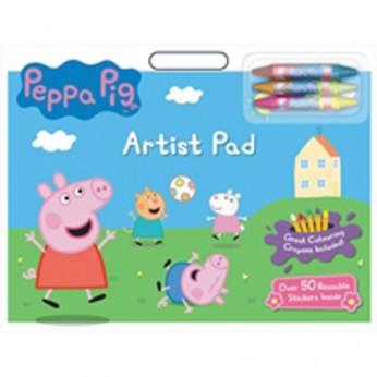 Peppa Pig Artist Pad reviews